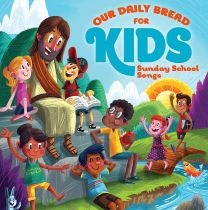 Our Daily Bread for Kids (CD)